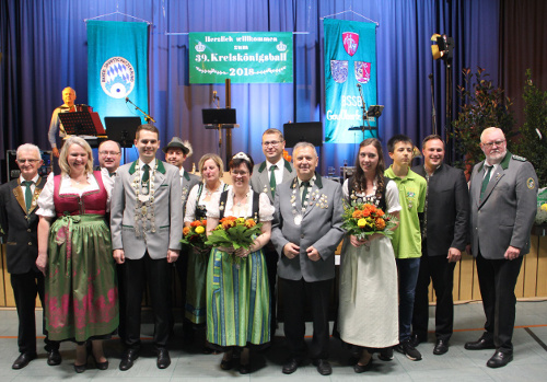 Kreiskönige 2018